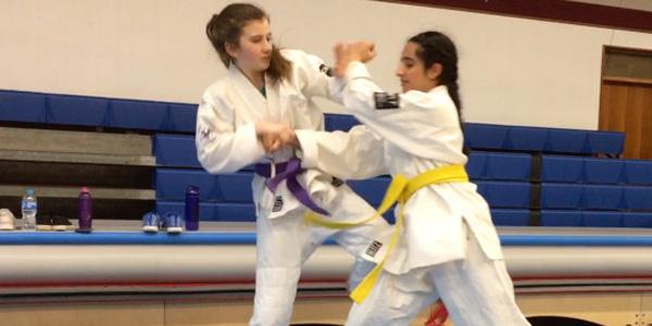 Wycombe Judo Centre - training location for DART
